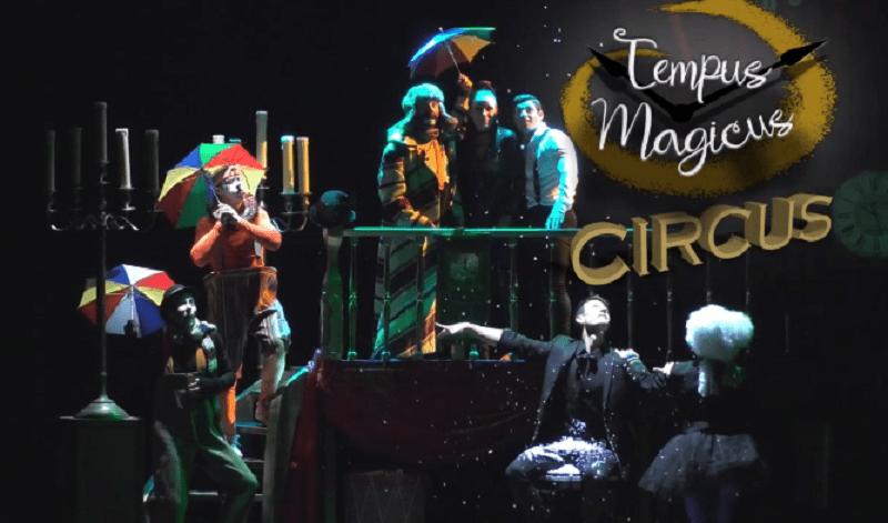El gran espectáculo del Circo vuelve a Valencia por Navidad valencia