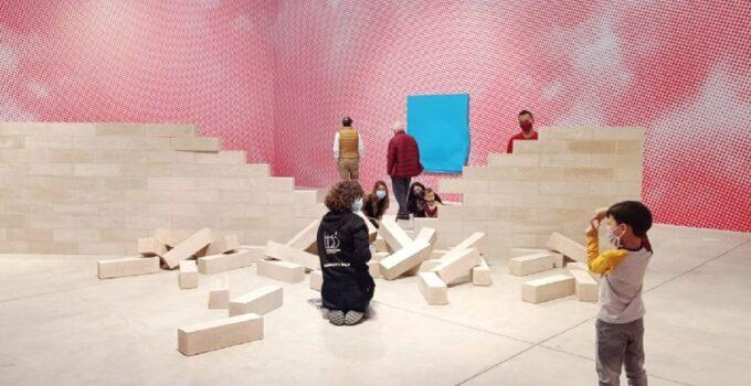 Visita Bombas Gens Centre d'Art en Navidad valencia