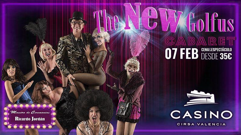 New Golfus 7 febrero Casino Cirsa Valencia