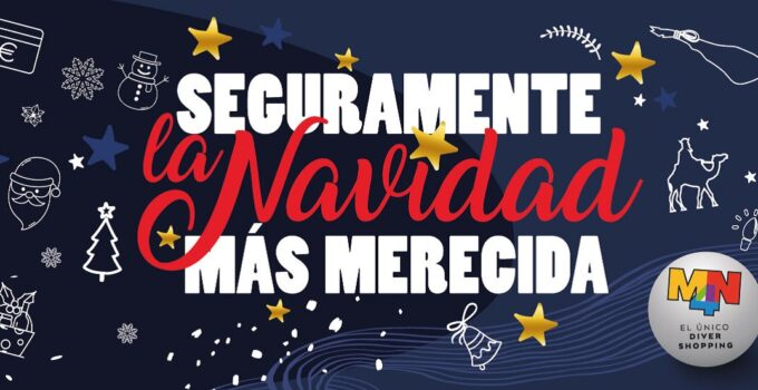 Una Navidad divertida en el centro comercial MN4 valencia