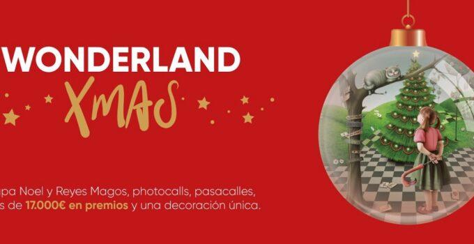 Disfruta de la Navidad en el centro comercial El Saler valencia