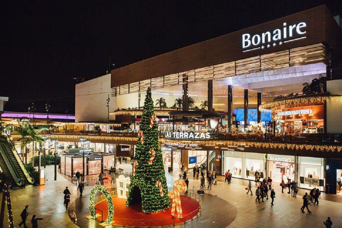 Vive la Navidad en el centro comercial Bonaire valencia