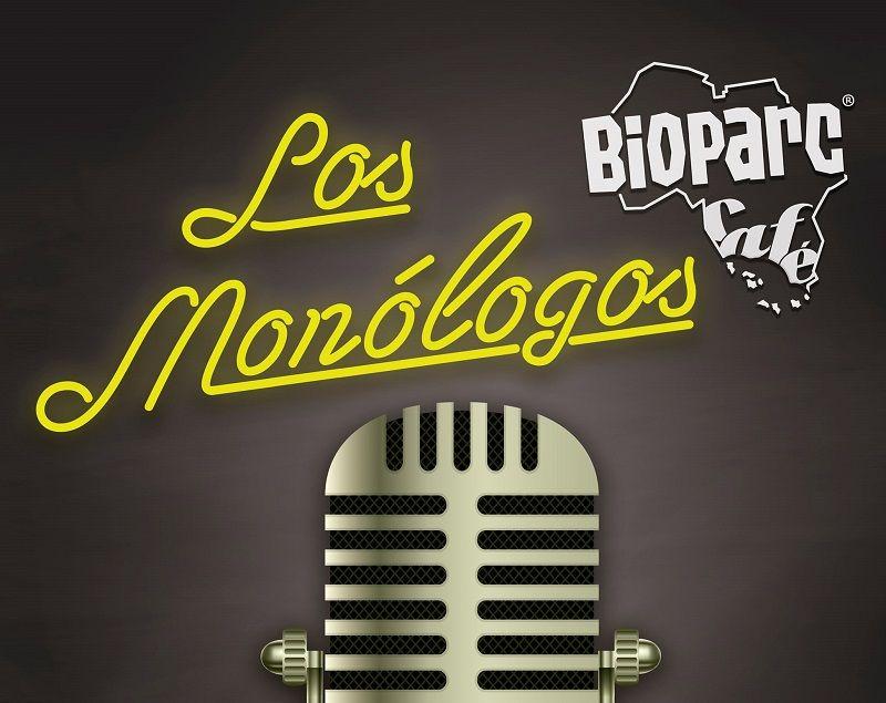 Cartel MONÓLOGOS BIOPARC Café