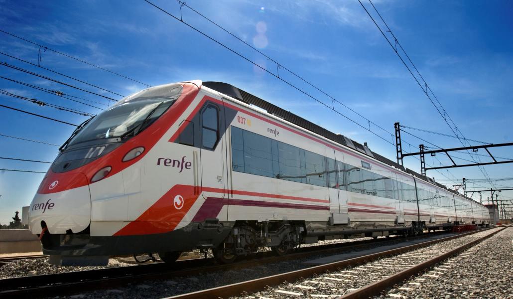 Trenes Cercanias Valencia