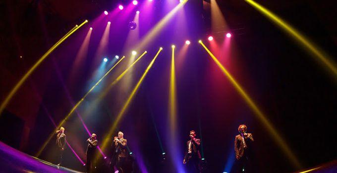 La contagiosa locura de B VOCAL llega al Teatro Flumen