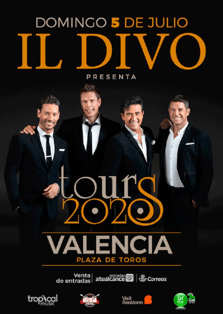 il divo 2020 valencia