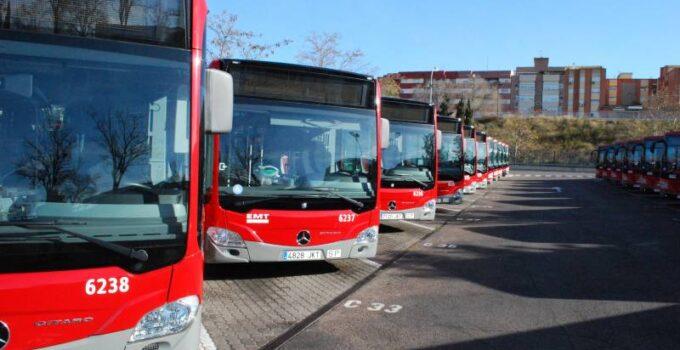 Rutas líneas EMT Valencia