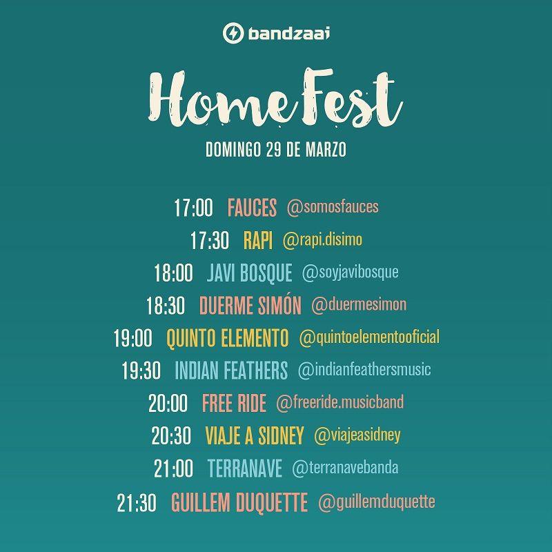 home fest