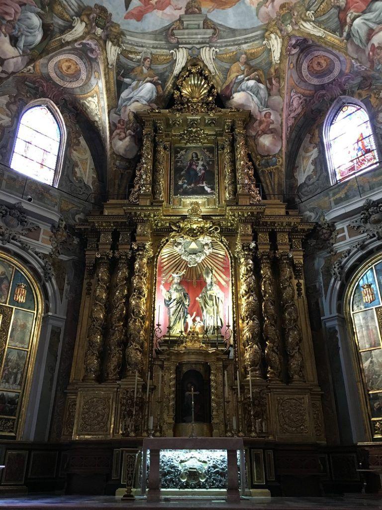 iglesia de san nicolas valencia 8