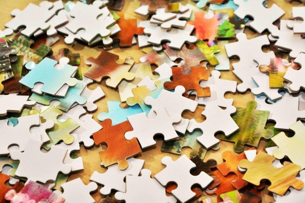 Puzzles niños y niñas de 2 a 12 años