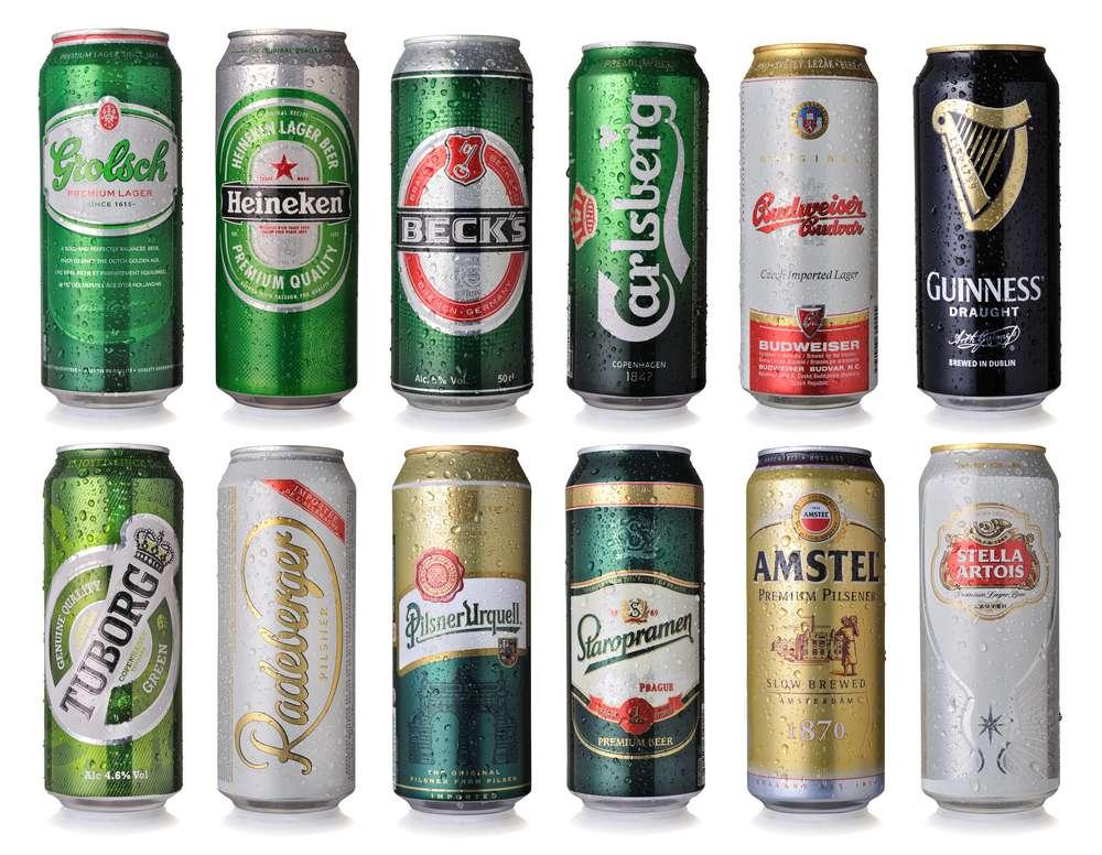 Mejores marcas de cerveza