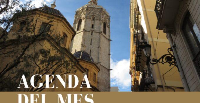 Agenda del Mes de Eventos en Valencia
