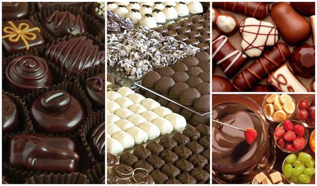 mejores marcas chocolate