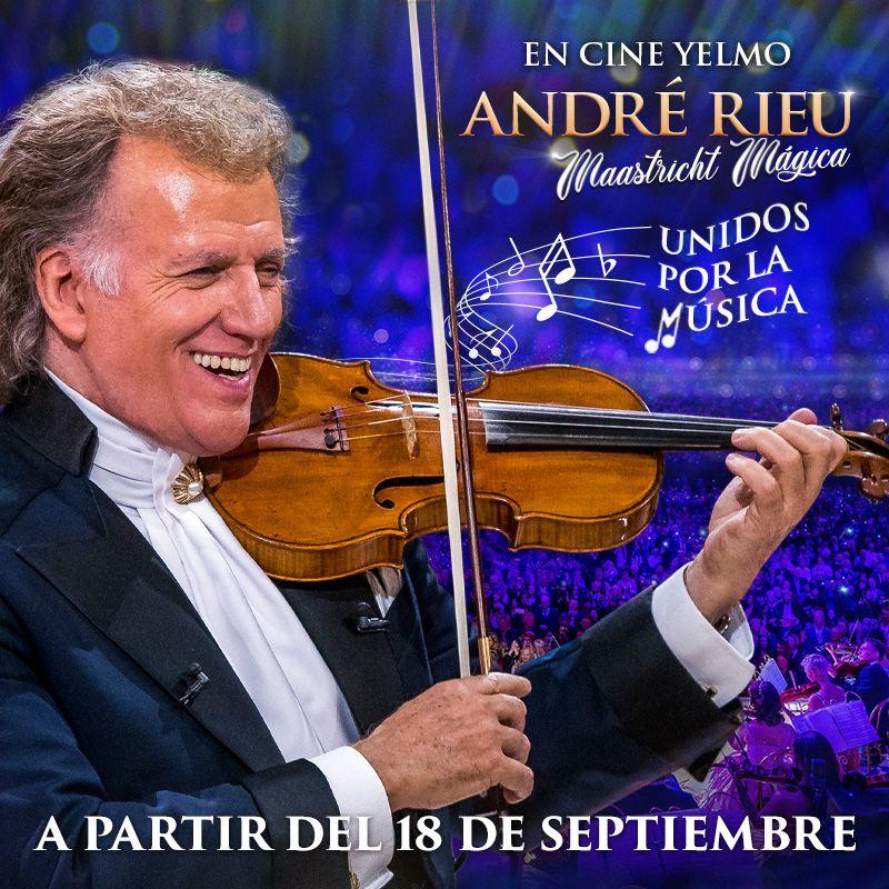 Andre Rieu Maastricht Magica Banner