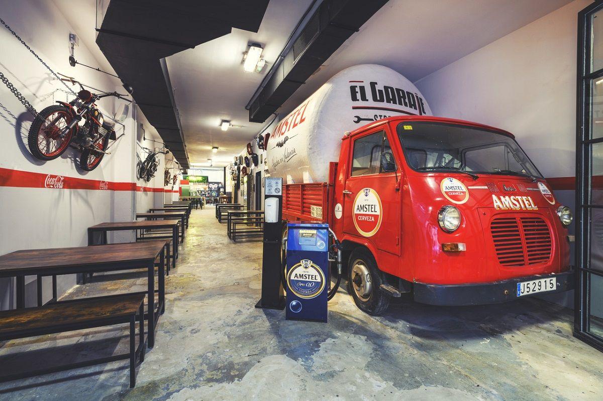 Gastro Garaje 1