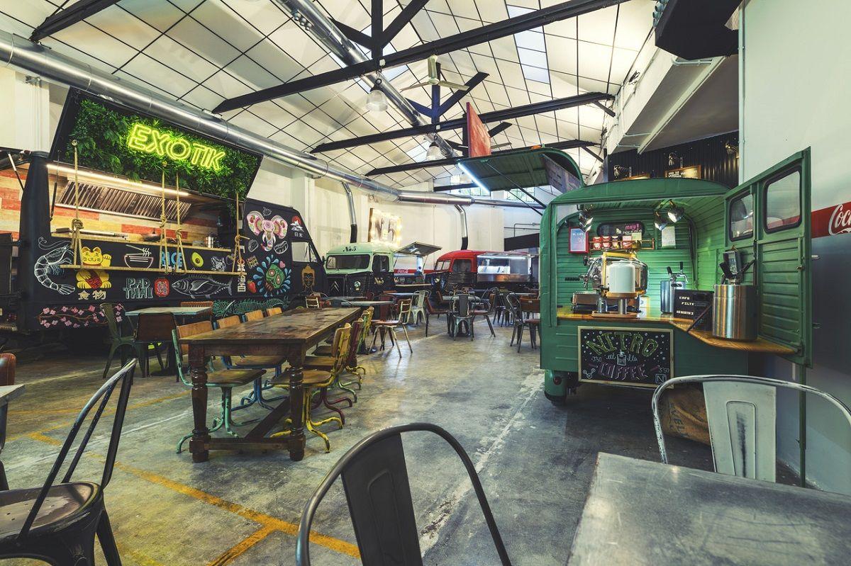 Gastro Garaje 2