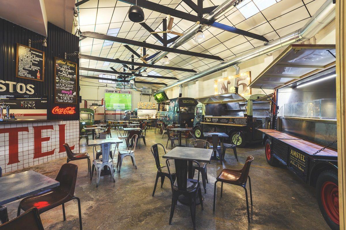 Gastro Garaje 5