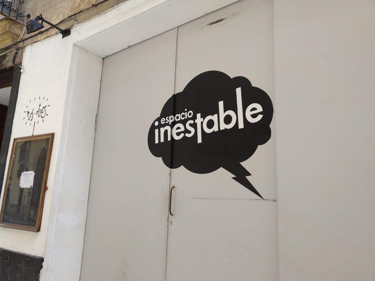 espacio inestable