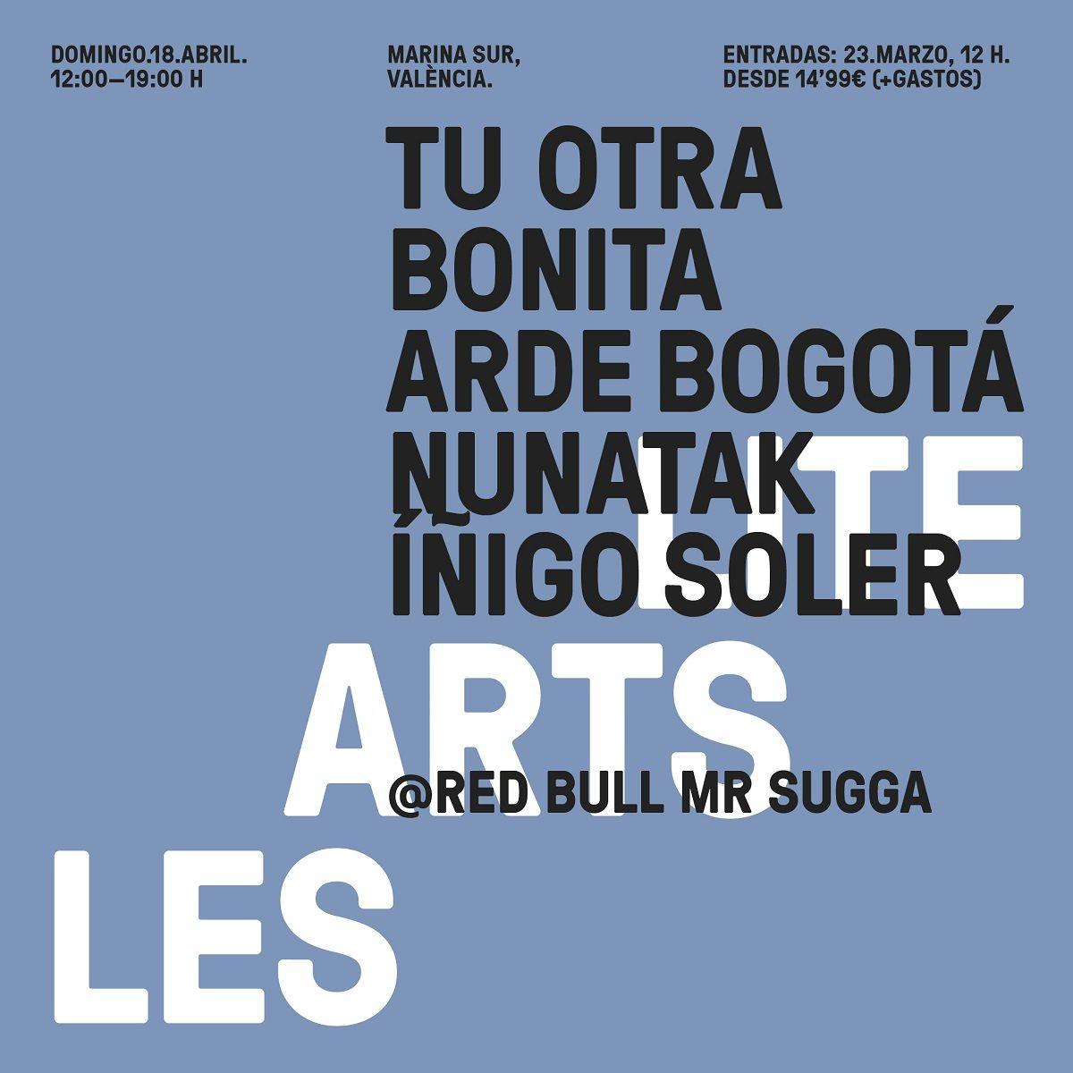 Música en directo en Les Arts Lite valencia