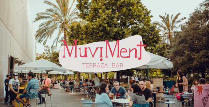 Muviment, espacio gastronómico-cultural en el MuVIM valencia