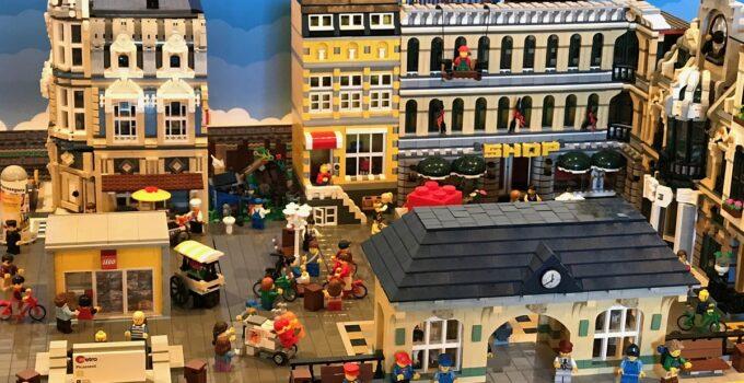 Exposición y talleres de Lego® valencia