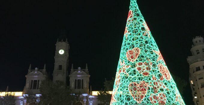 Navidad en los barrios de Valencia valencia