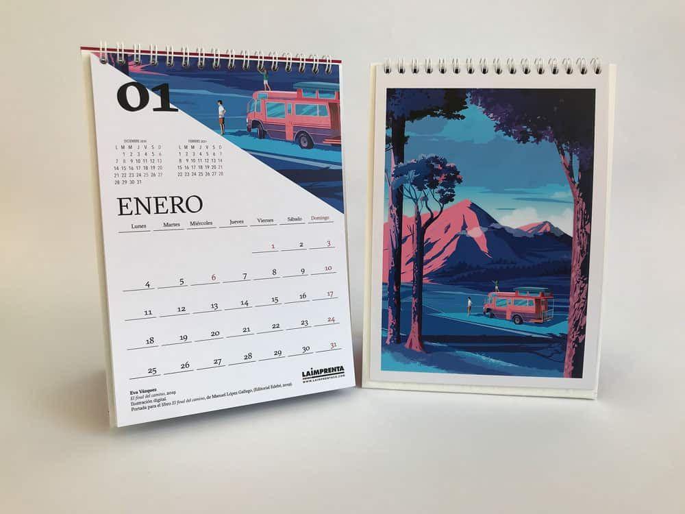 Calendario Solidario de la Casa Ronald de València valencia