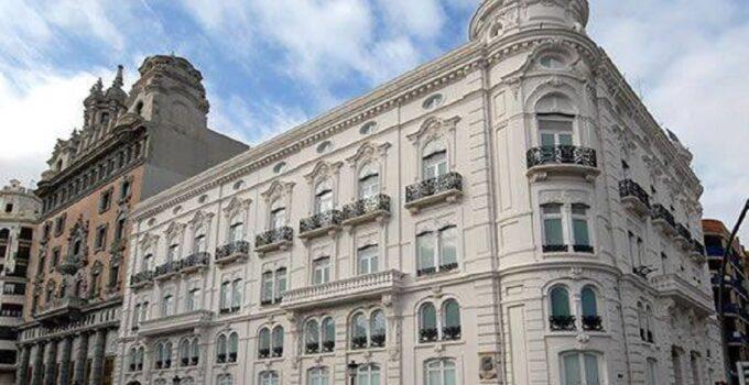 Centro Fundación Bancaja valencia