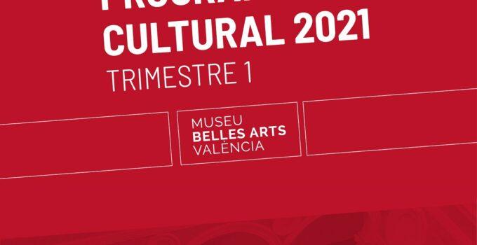 Programación cultural en el Museo de Bellas Artes
