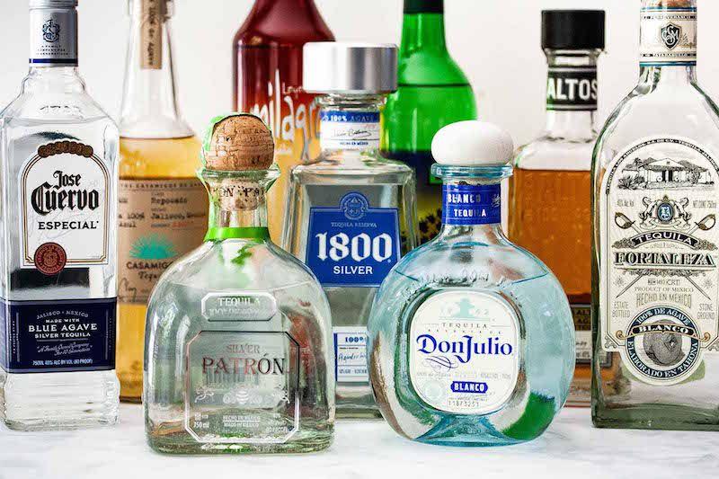 Mejores Marcas Tequila
