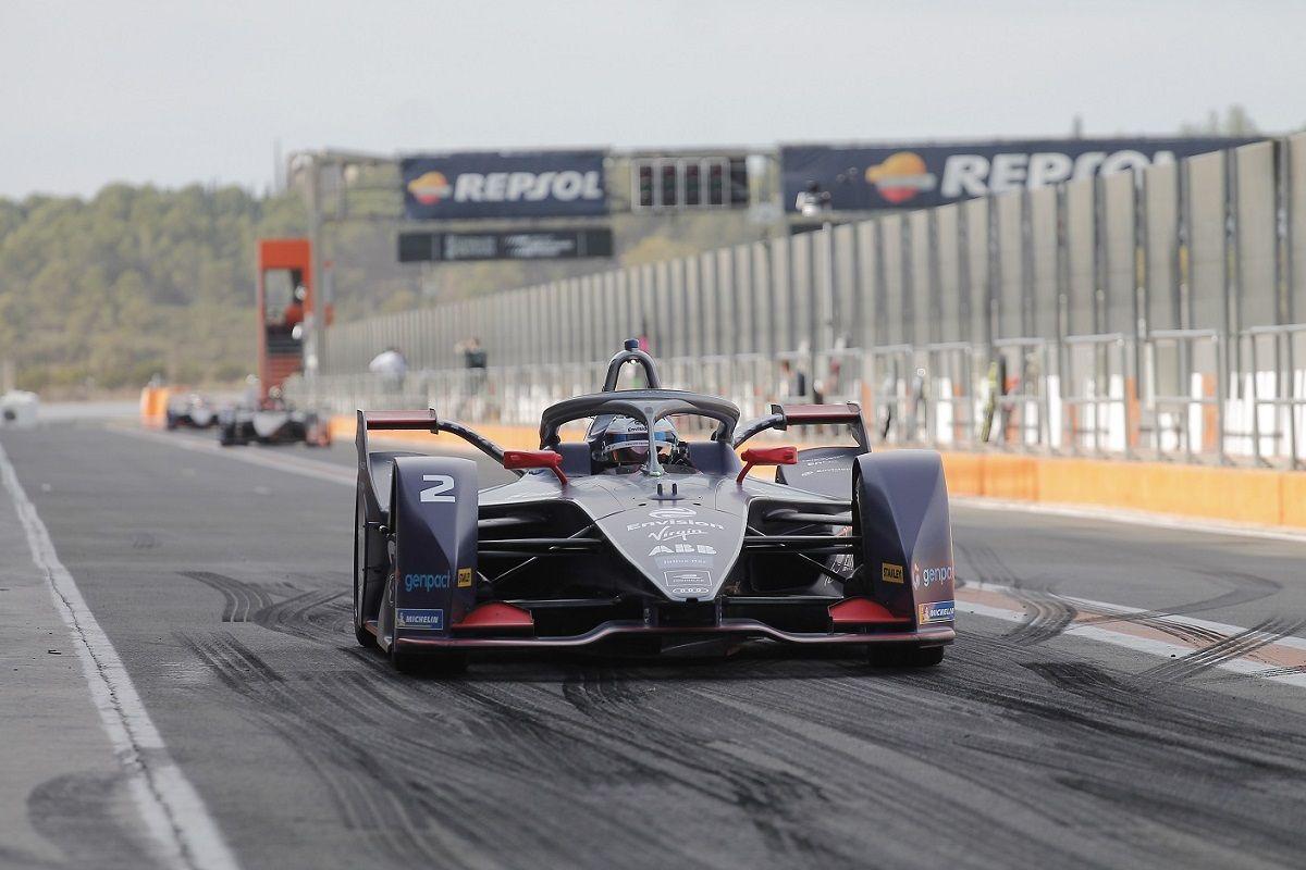 Campeonato del Mundo de Formula E en el Circuito Ricardo Tormo valencia