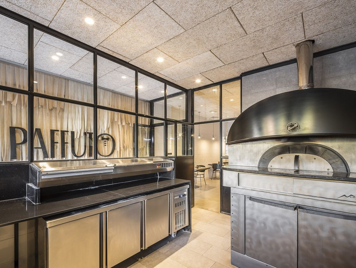 Paffuto Restaurante Pizzería valencia