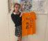Camiseta solidaria fallera a beneficio de Casa de la Caridad valencia