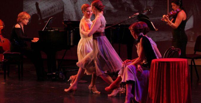 'Aires de Mujer' se estrena en el Teatro Talía
