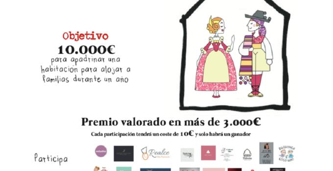 Rifa Fallera Solidaria a beneficio de la Casa Ronald