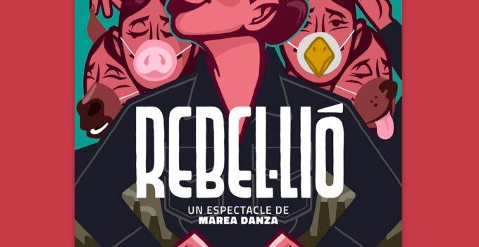Rebel·lió, nueva producción del Escalante en el Palau de les Arts