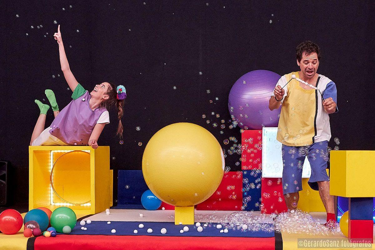 Teatro para la primera infancia en la Sala L'Horta valencia
