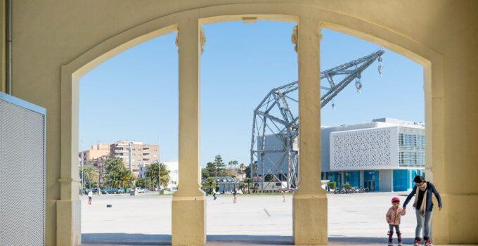 Vive la Primavera en la Marina de València valencia
