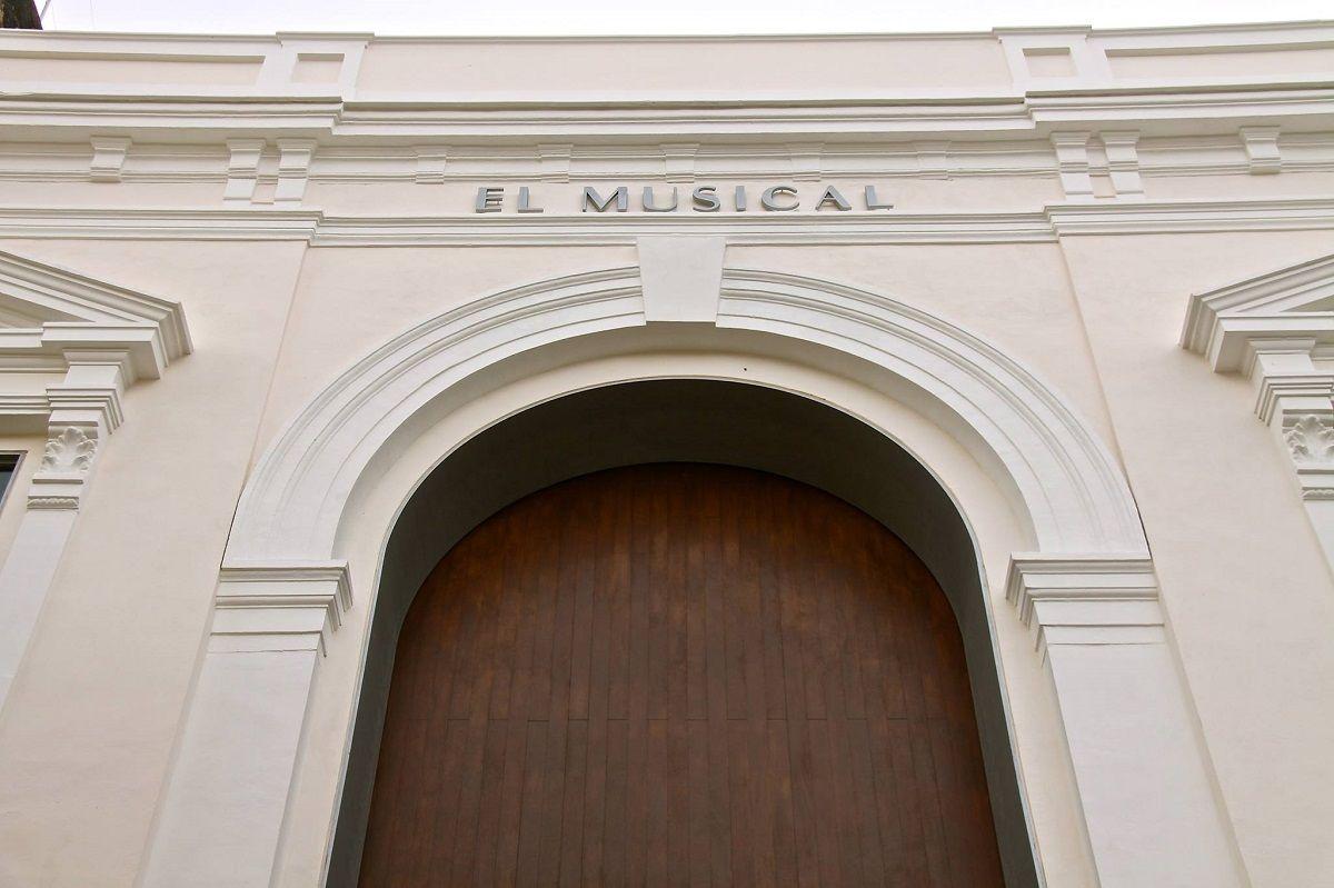 Teatre El Musical valencia