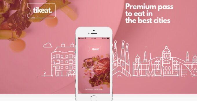Tikeat la más novedosa e innovadora App para tus menús más especiales