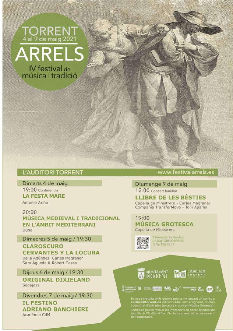 Arrels, festival de música y tradición valencia