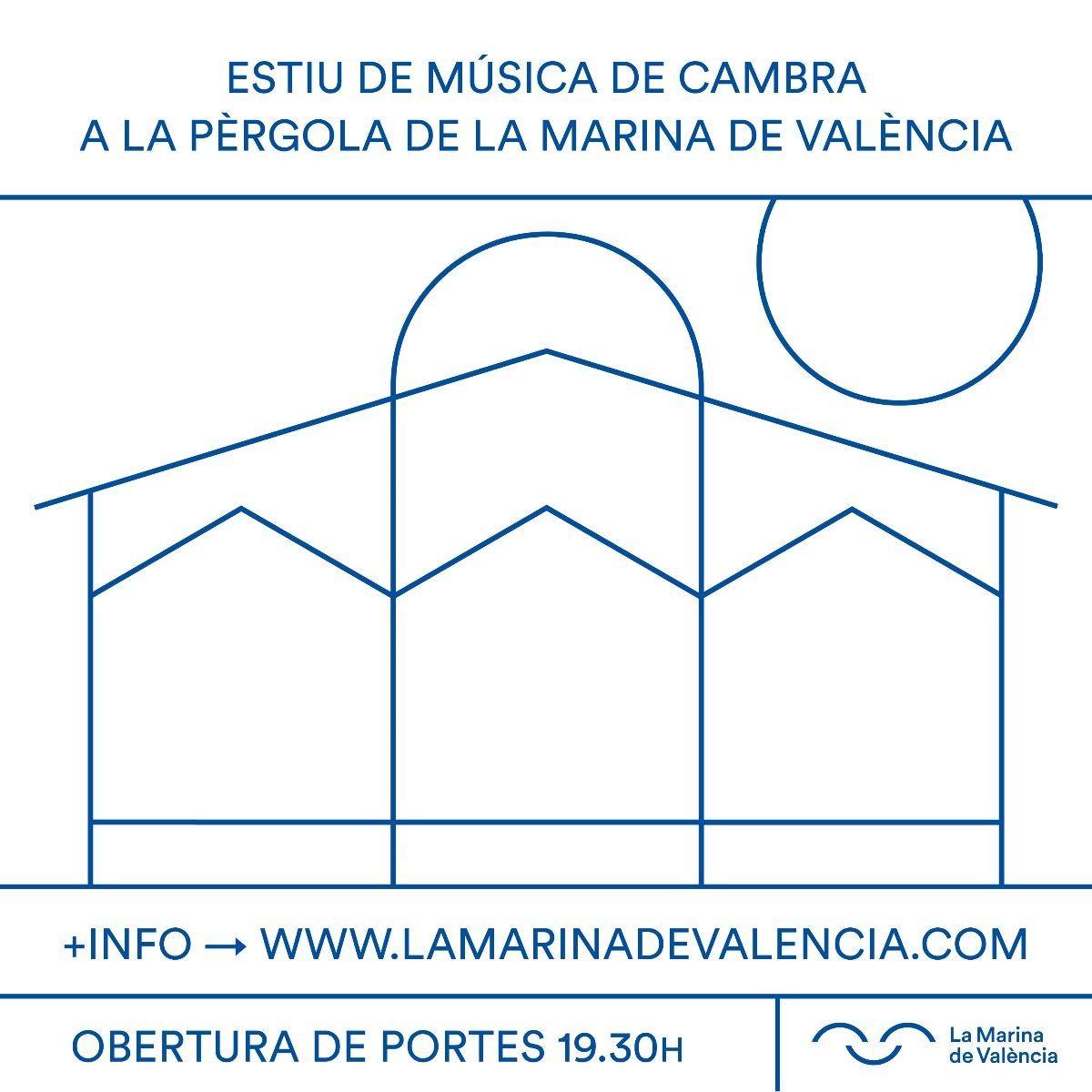 Música de cámara este verano en La Marina valencia