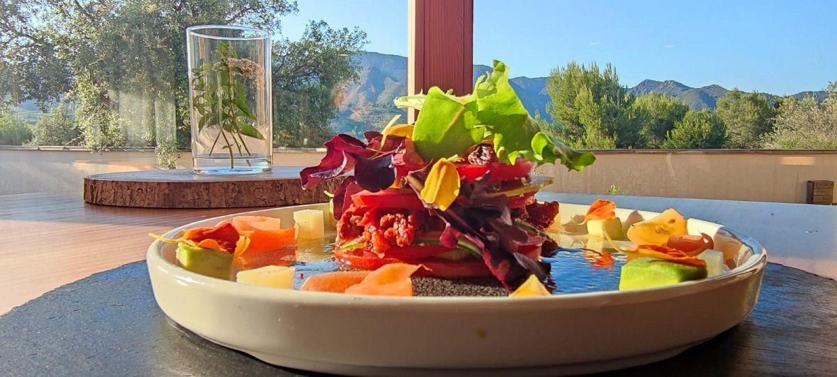Ecohotel gastronómico Mar de Fulles valencia