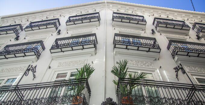 Hotel 4* sup. Marqués House