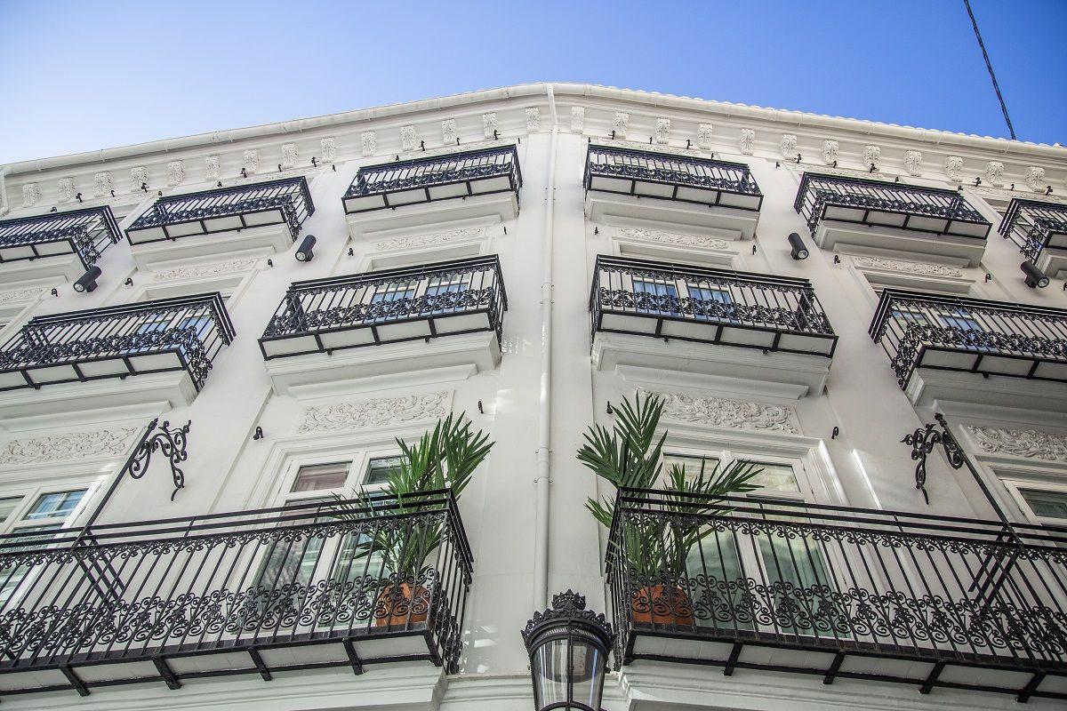Hotel 4* sup. Marqués House valencia